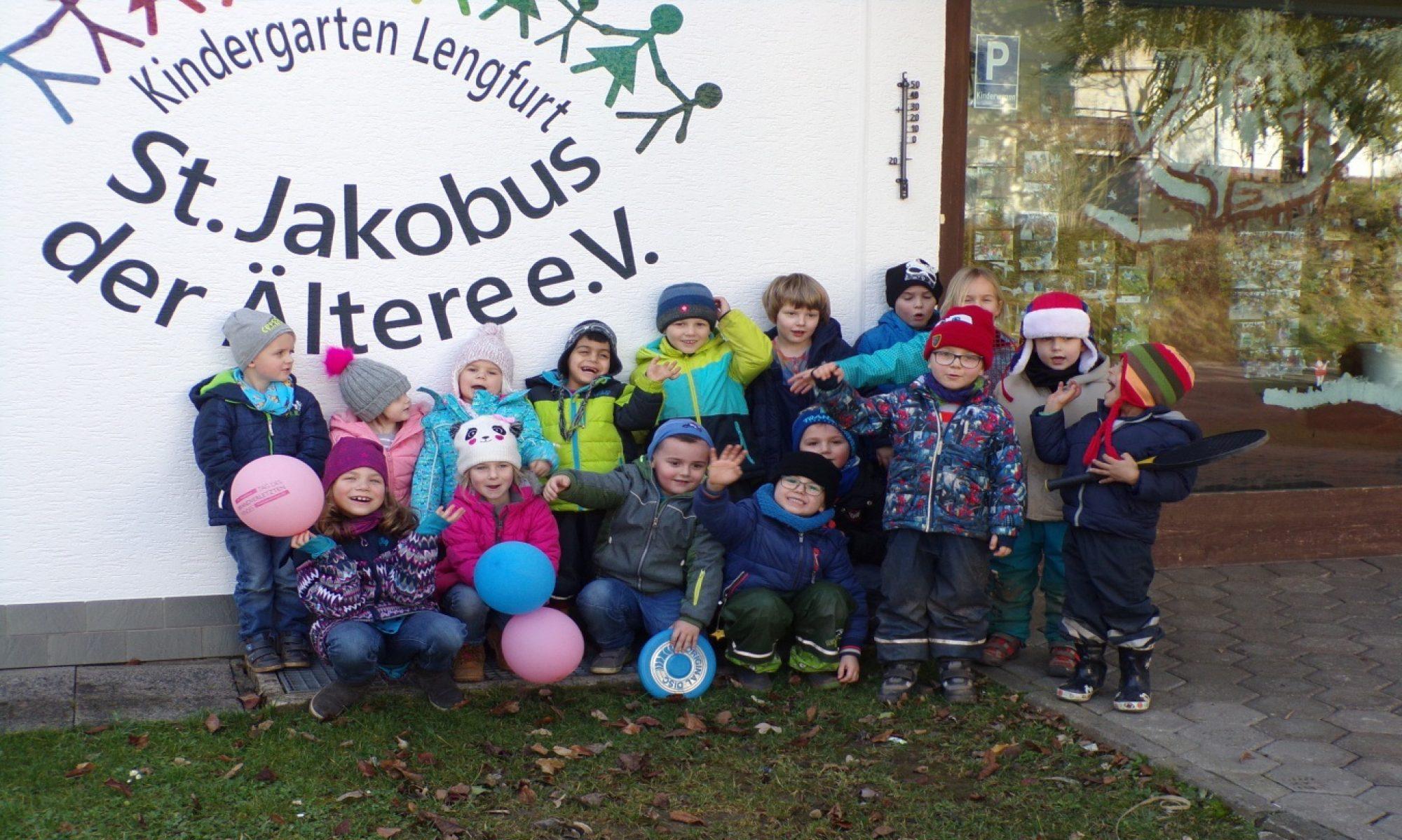 Kindergarten St. Jakobus d. Ä. Lengfurt